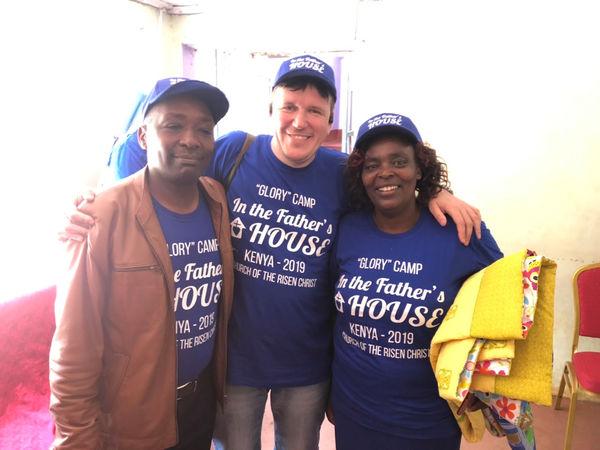 Миссионерская поездка кемеровской церкви «Христа Воскресшего» в Кению