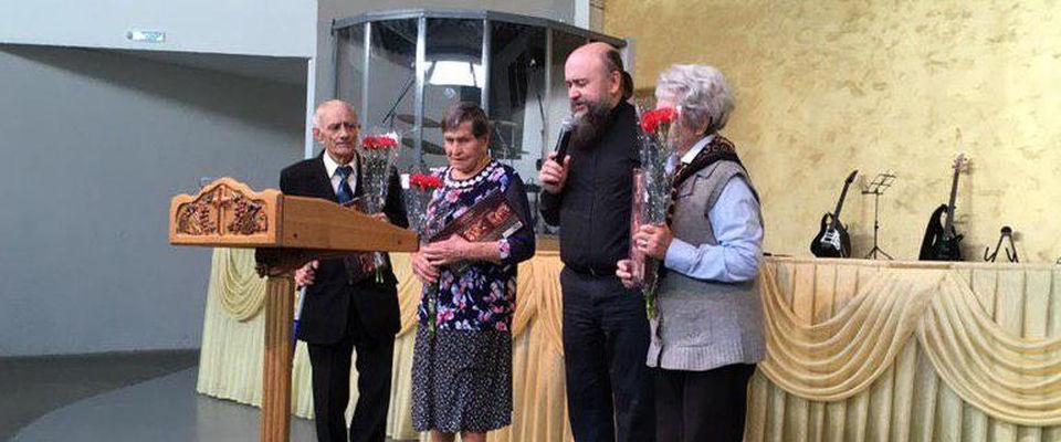 В Калуге поздравили ветеранов