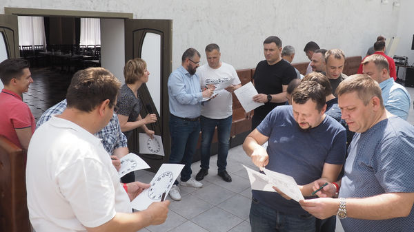 Встреча служителей РОСХВЕ с Начальствующим епископом прошла в Подмосковье