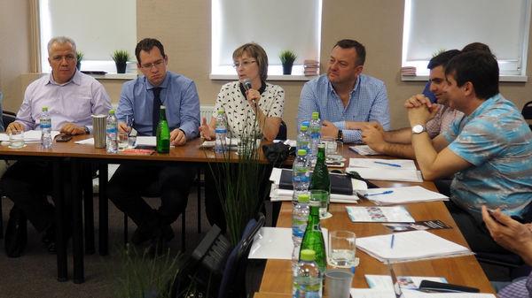 Правление РОСХВЕ: Большой Собор и гости из Украины