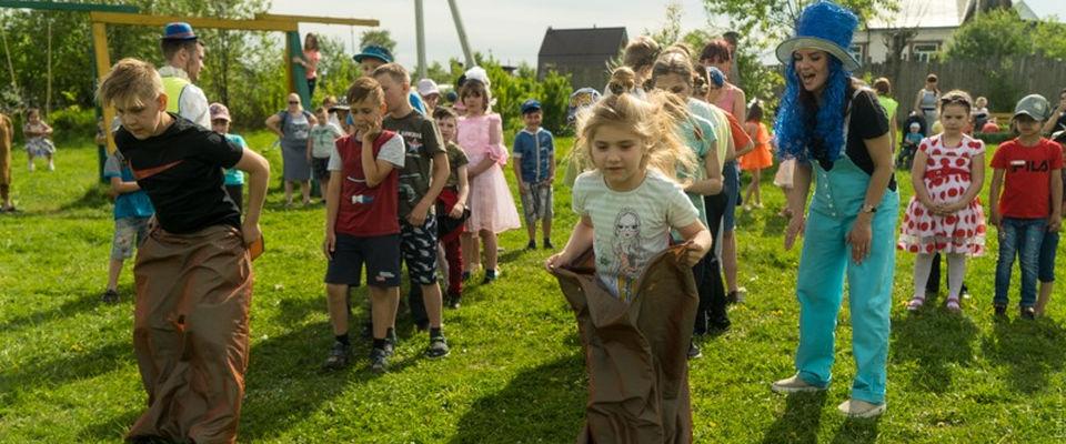 Здравствуй, лето! В Нижнем Тагиле прошёл праздник для детей
