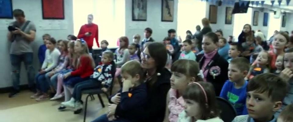 Детский праздник и футбольный турнир в день защиты детей