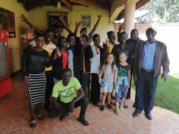 Миссии церкви «Христа Воскресшего» в Африке исполнилось 10 лет
