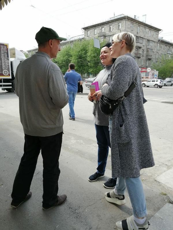 Христиане Новосибирска приняли участие во Всемирном дне евангелизма