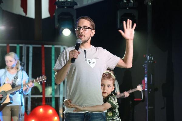 Стартовавшая в Кемерово детская конференция собрала более 100 человек