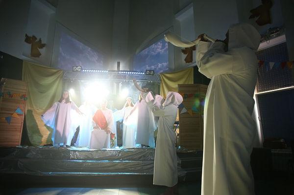 Третий день конференции «Глория». Поклонение
