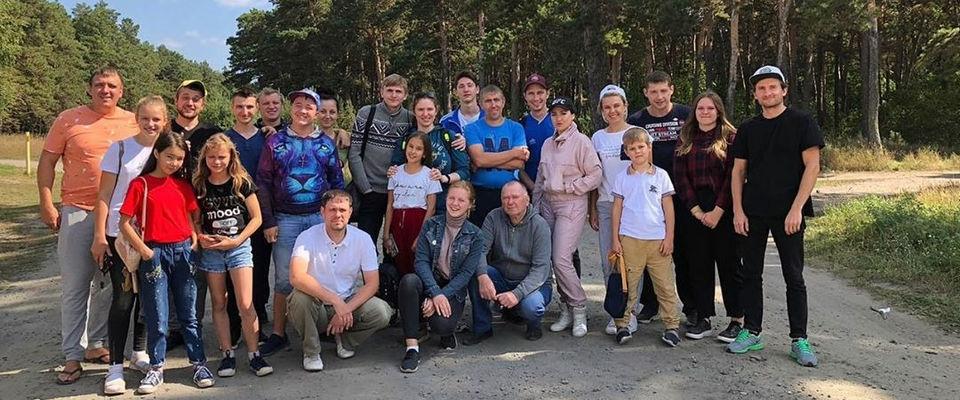 Христиане Новосибирска за два дня привели ко Христу 77 человек