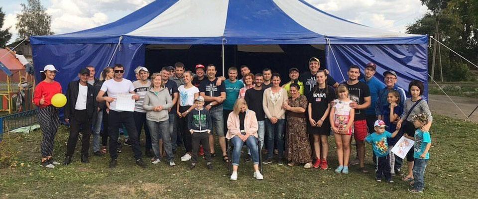 В Новосибирской области 100 человек примирилось со Христом