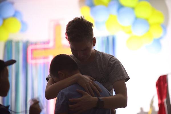 Детская конференция «Глория – Божья глубина» прошла на Алтае
