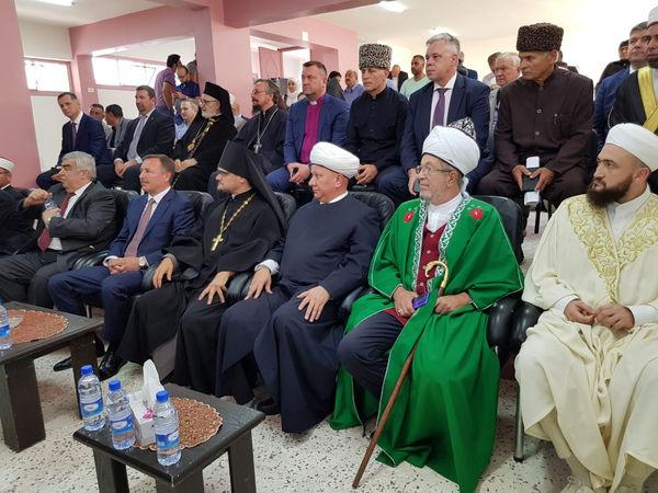 Епископ Дмитрий Шатров в Сирии: «Военные освободили территории, но умы освобождают люди веры»