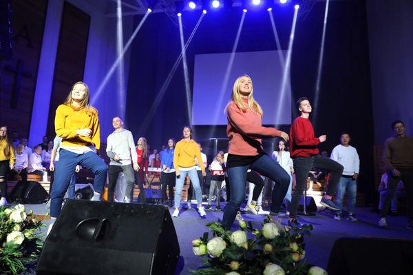 Томской «Церкви Прославления» исполнилось 20 лет