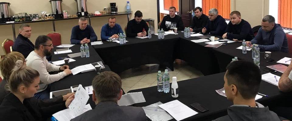 Заседание координационного Совета реабилитационных служений РОСХВЕ прошло в Москве