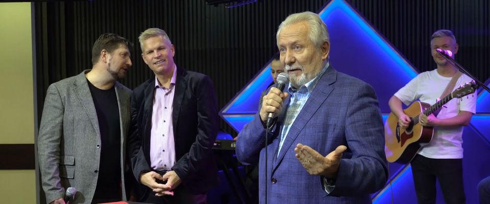 Круглый стол «Россия будет спасена» прошёл в московской церкви «Благая весть»