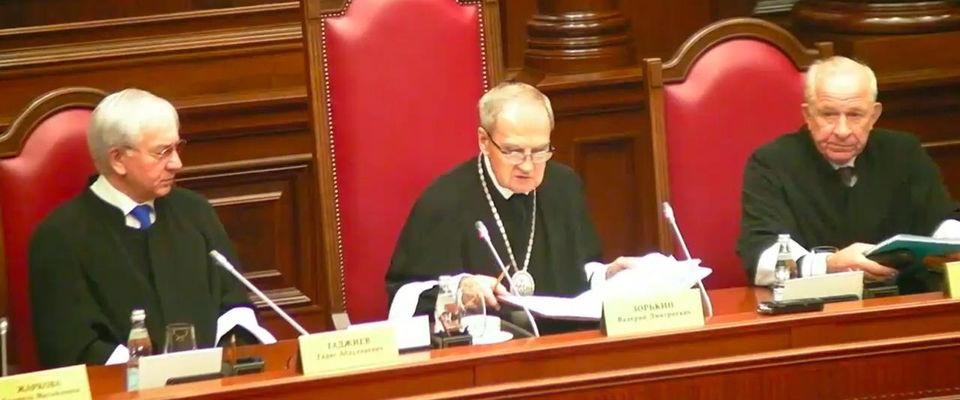 Конституционный Суд РФ разъяснил право граждан предоставлять жилье для богослужений