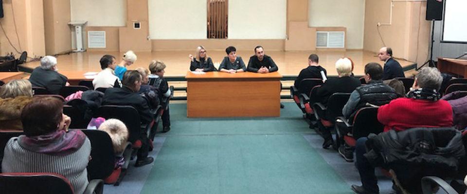 В состав Общественной палаты г. Тынды вошла прихожанка церкви «Новое поколение»