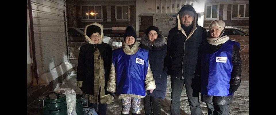 Томские христиане ежедневно кормят нуждающихся