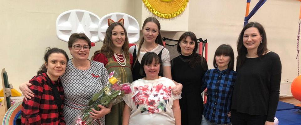Фонд «Выбери жизнь» отметил День матери в центре социальной помощи