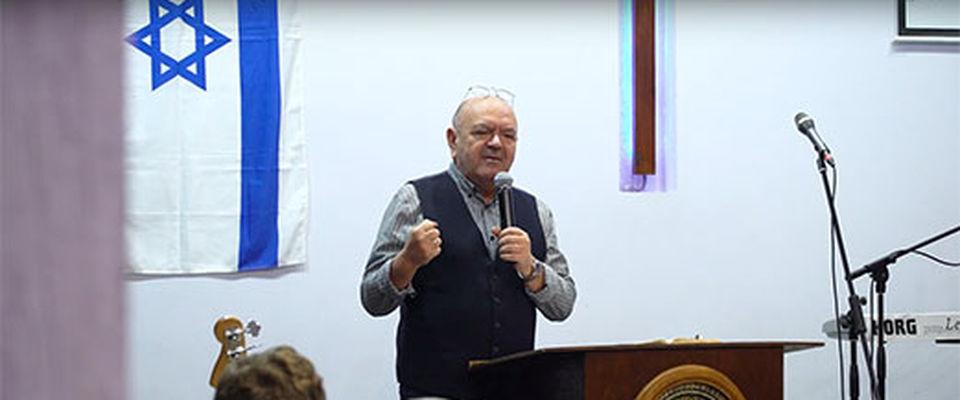 Межцерковная молитва за Израиль прошла в церкви «Вифезда»