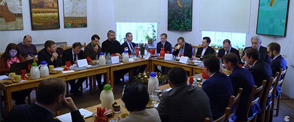 Представители религиозных организаций обсудили подготовку концерта к 75-летию Великой победы