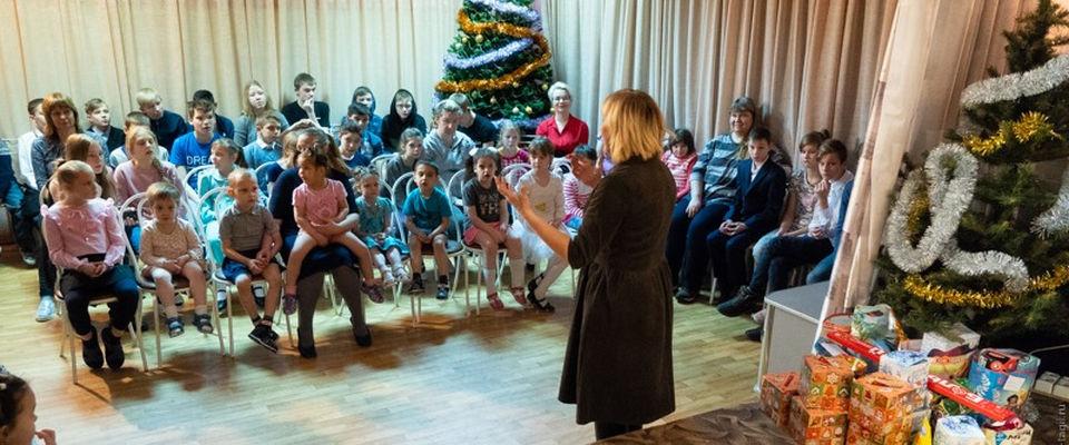 Волонтеры ЦПГИ «Вместе» провели акцию «Новогоднее чудо»