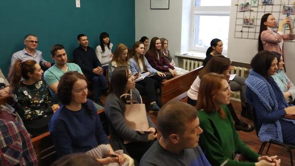В «Краеугольном камне» прошёл семинар о построении добрачных отношений