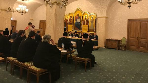 Представитель РОСХВЕ принял участие в конференции «Церковь и тюремное служение»