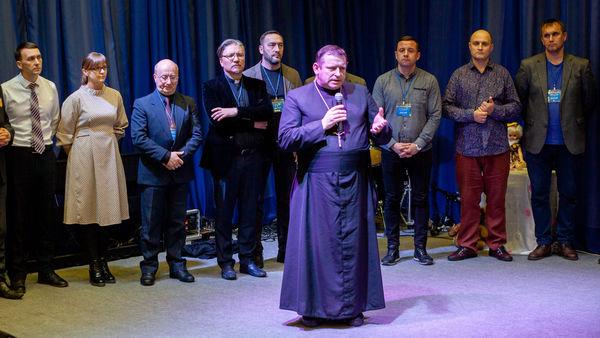 Молитвенный марафон в память о жертвах Холокоста в Иркутске