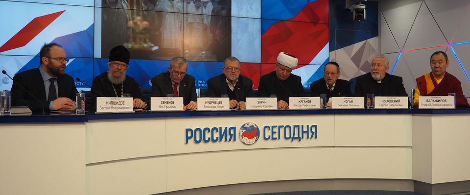 Епископ Сергей Ряховский поддержал Патриарха и назвал миссию России