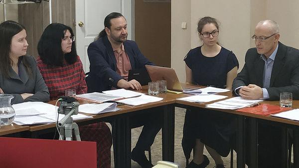 Защита докторской диссертации в новом формате прошла в ЕАБС