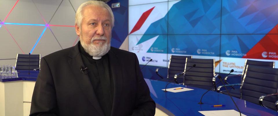 Епископ Сергей Ряховский назвал Альянс религиозных свобод политической организацией