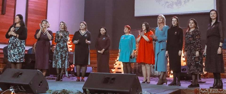 Британские и корейские христианки посетили женскую конференцию в Томске