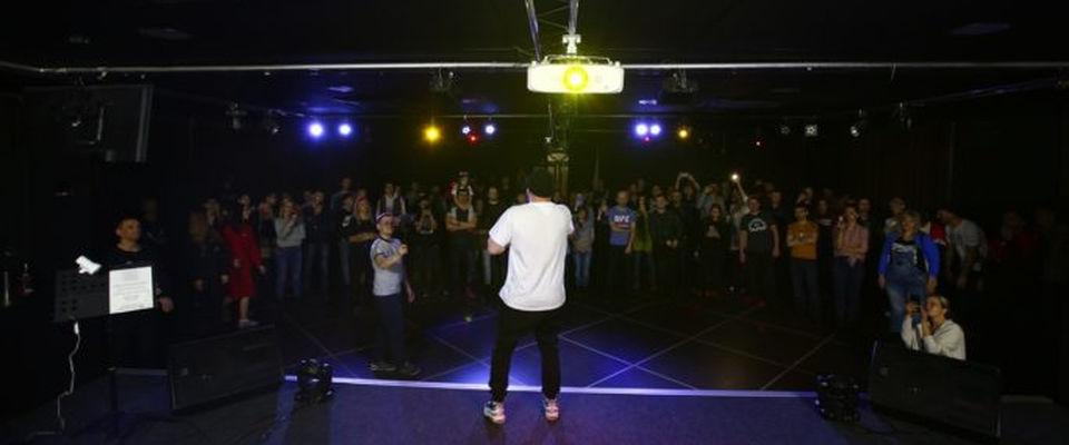 10 человек покаялись на христианской рэп-вечеринке