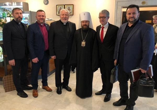 Епископ Сергей Ряховский: Если в Конституцию войдет хотя бы половина того, что мы предлагаем, это будет большое достижение
