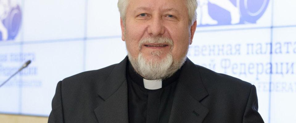 Президент утвердил епископа Сергея Ряховского членом Общественной палаты РФ