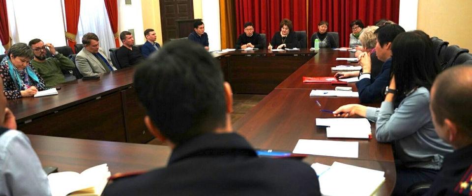 Служители евангельской церкви приняли участие в заседании Общественной палаты Республики Бурятия