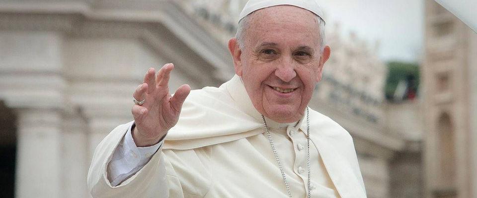 Епископ Сергей Ряховский поддержал молитвенную иницитиву Папы Франциска